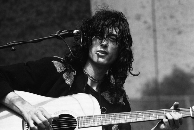 Led Zeppelin: Jimmy Page